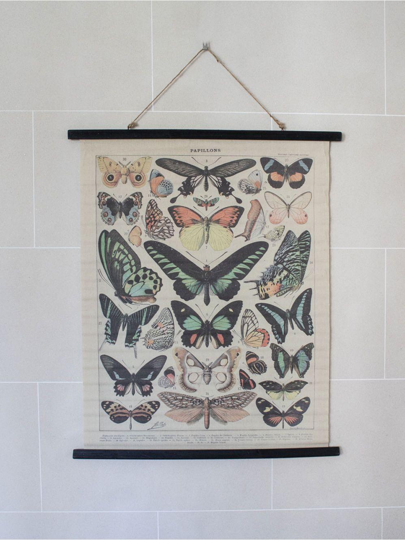 Landmark-Decor-Butterfly80x100-Canvas