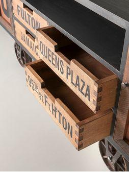 Landmark-Muebles-4cajones2puertas-RackDeTv-2