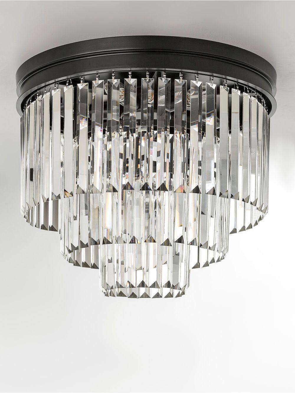 Landmark-Iluminacion-RhysTransparenteD50-Chandelier-0