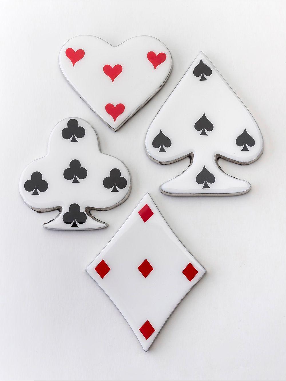 Landmark-Decor-PokerNiqueSetX4-Posavasos-0