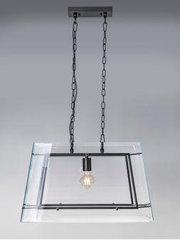 Landmark-Iluminacion-SHELL-ONE-NEGRO-LamparaDeTecho-0