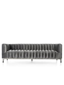Landmark-Muebles-CHESNA-VELVET-GREY-Sofa-0