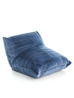 Landmark-Muebles-VELMAN-BLUE-VELVET-Sillon-0