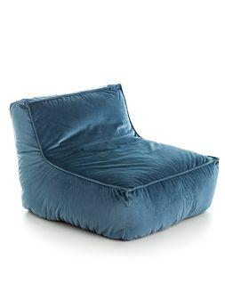 Landmark-Muebles-TORRENS-BLUE-VELVET-Sillon-0