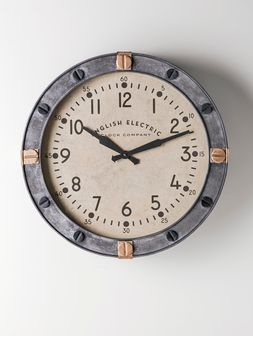 Landmark-Decor-OTAWA-BLACK-RelojDePared-0