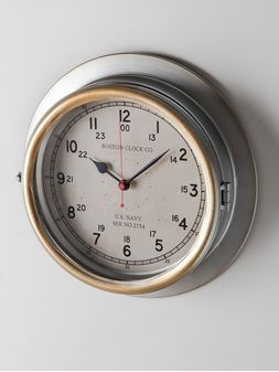 Landmark-Decor-LONDRES-SILVER-RelojDePared-0