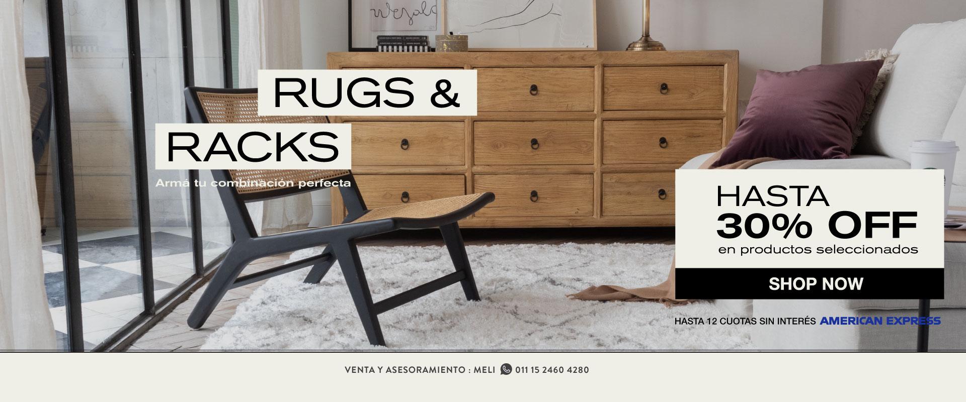 Rugs & Racks